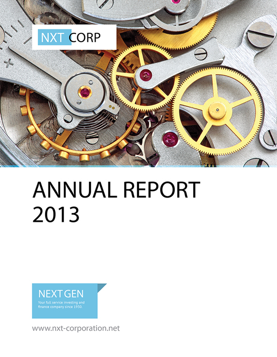 NXT Annual Report