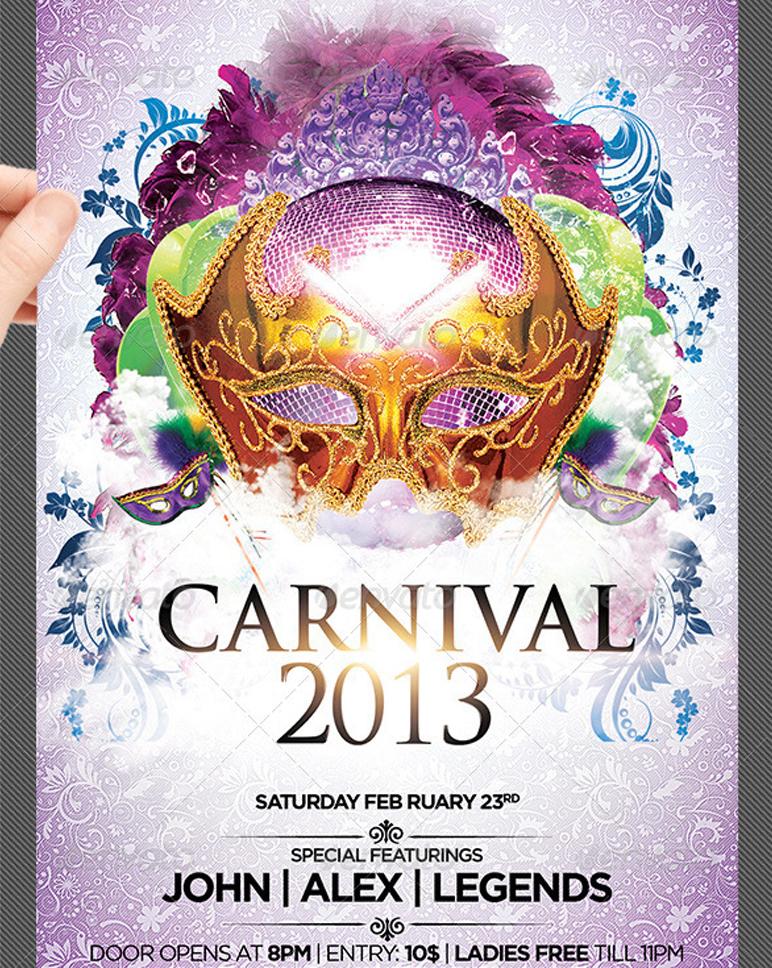 Carnival 2013 Poster