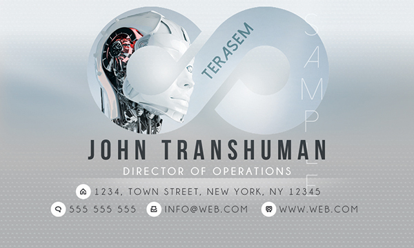 Miller marketing trade shows and branding terasem business card reheart Image collections
